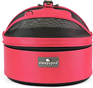 Sleepypod Mini for Pets Under 7 lbs (Blossom Pink)