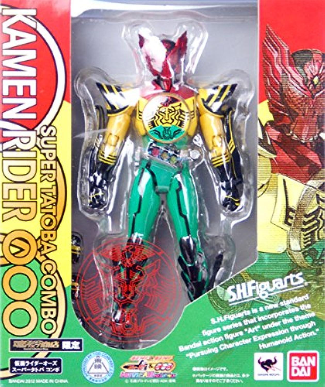S.H. Figuarts - Kamen Rider 000 Super TaToBa Combo Exclusive (japan import) B0081XBXT0 Neuer Stil   Glücklicher Startpunkt