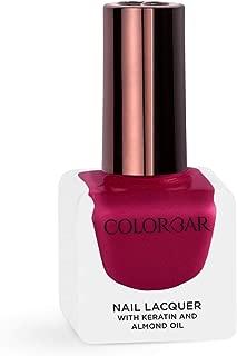 Colorbar Nail Lacquer, Polka Pink, 12 ml