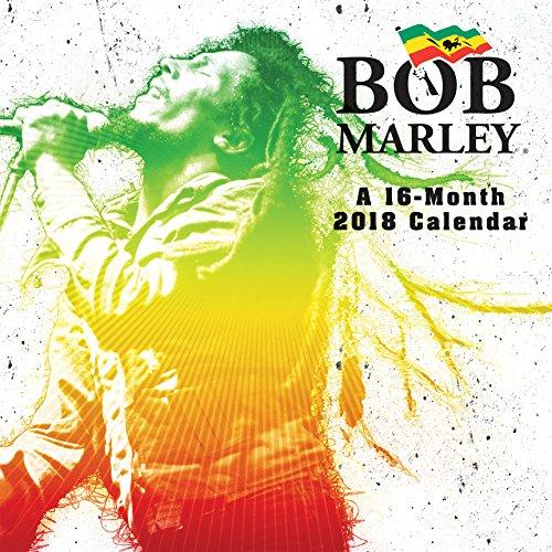 Bob Marley 2018 Calendar