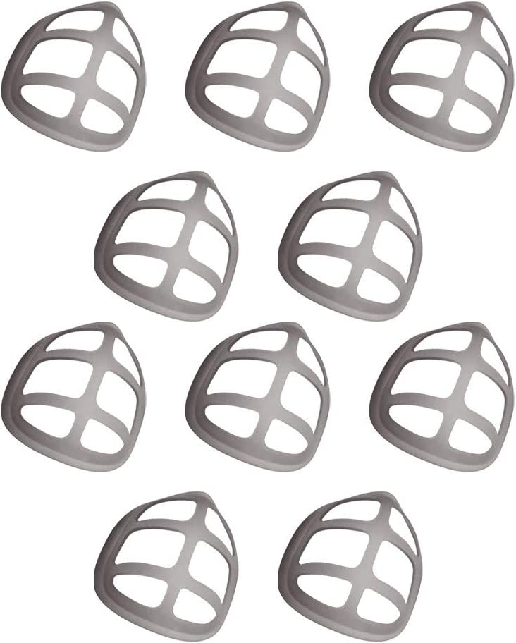 Max 77% OFF aliveGOT overseas 10 PCS - Silicone 3D B Mask Face Holder