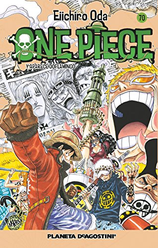 One Piece nº 70: Y aparece Doflamingo