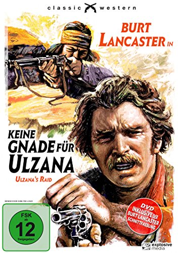 Keine Gnade für Ulzana [DVD]