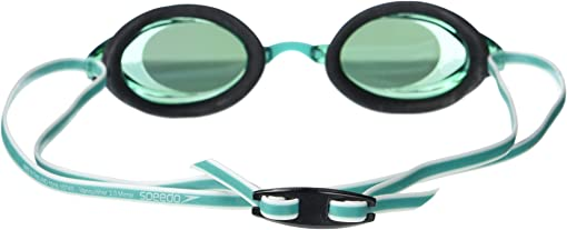 Black/Jade/Emerald Mirrored