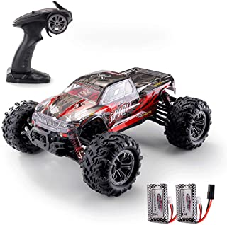 EPHYTECH 1/16 Fast Remote Control car 36km/h 4X4 Off Road Electric RC Trucks All Terrain Waterproof Toys Vehicles for Kids and Adults