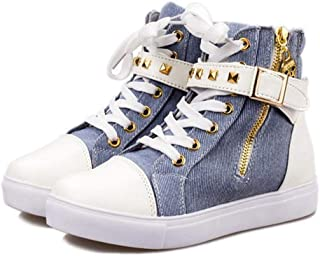 Unparalleled beauty Canvas Sneakers for Women Casual Shoes Casual High Top Shoes