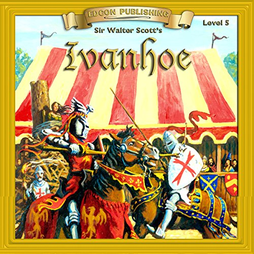 Couverture de Ivanhoe