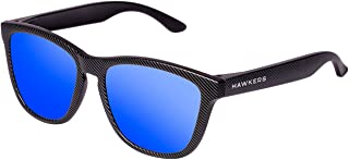 Hawkers - ONE CARBON Unisex Sunglasses TR18 UV400