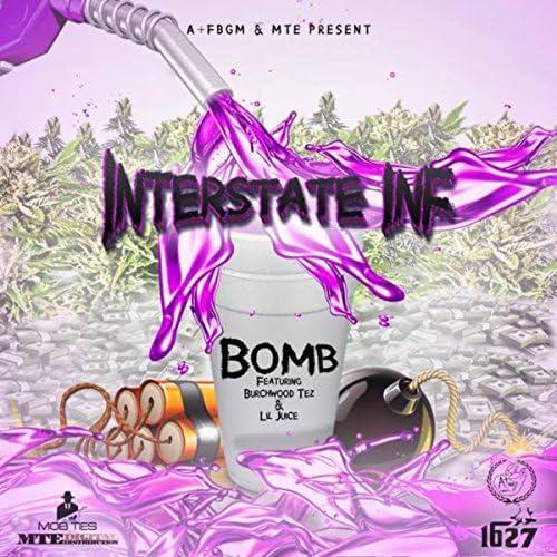 Interstate Inf feat. Burchwood Tez & Lil' Juice