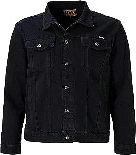 Duke London Mens Denim Jacket Classic Regular Big Tall King Size VINTAGE Trucker