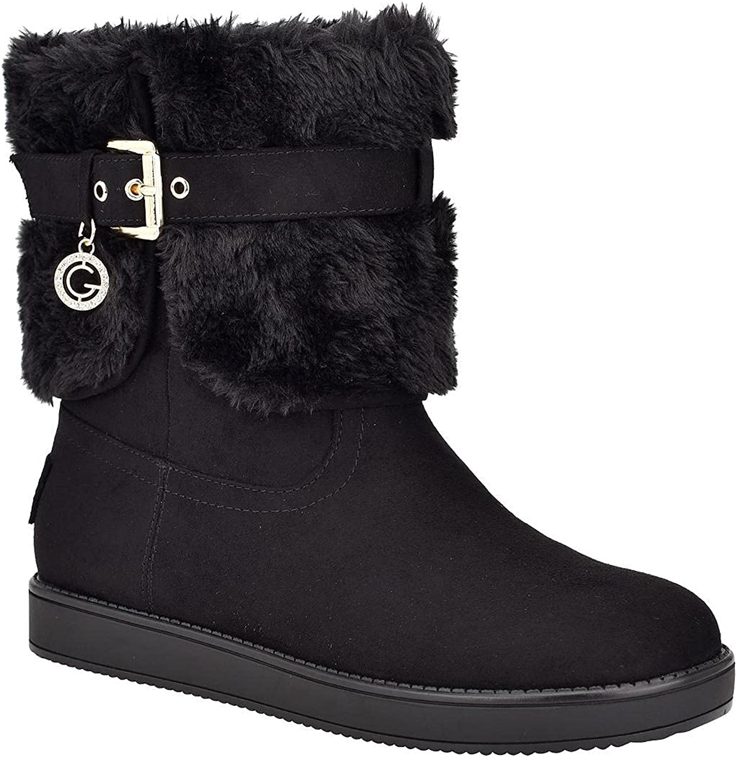 GBG Los Angeles Womens Adlea Cold Weather Winter Boots
