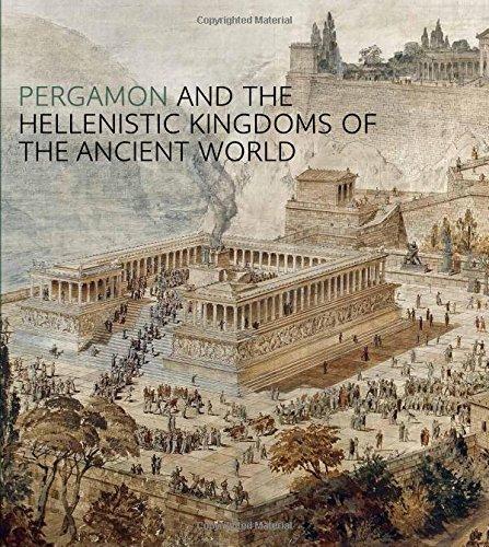 Pergamon & Hellenistic Kingdoms Ancient