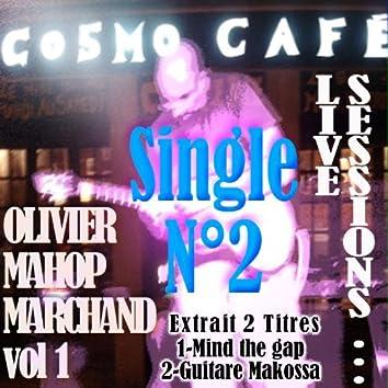 Cosmo Café Live Sessions, Vol. 1 (Extrait #2)