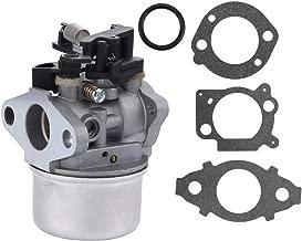 POEMQ 591137 590948 Carburetor for Briggs & Stratton 590948 111P02 111P07 114P02 114P05 114P07 11P902 Husqvarna 775EX John Deere MIA12387 JS35 JS46 JM46 JS48 Lawn Mower