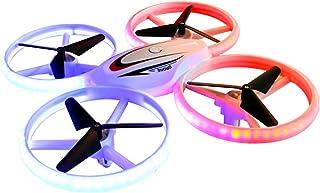 Funien Mini LED Drone, S123 LED Mini Drone para niños Contr