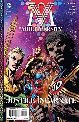 The Multiversity, #2, Justice Incarnate