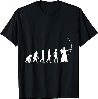弓術 弓道 サムライ弓道 Tシャツ