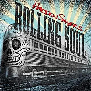 Rolling Soul by Hadden Sayers (2013) Audio CD