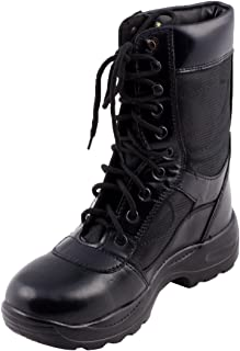 ADDDUCE Shoes Army Shoe