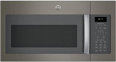 GE JVM6175EKES Over-the- Over-the-Range Microwave Oven, 15.25 X 29.875 X 16.5, Slate
