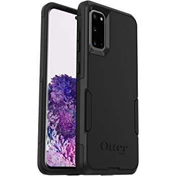 OtterBox COMMUTER SERIES Case for Galaxy S20/Galaxy S20 5G - BLACK