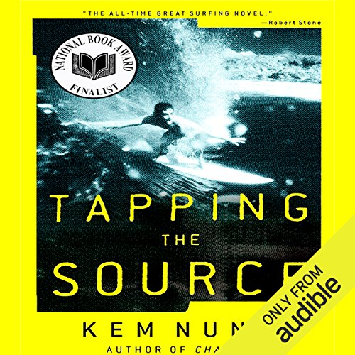 Tapping the Source audiobook cover art