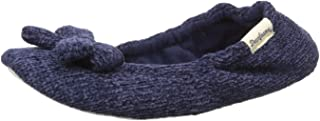 Women's Brielle Chenille Ballet w/Quilted Sock