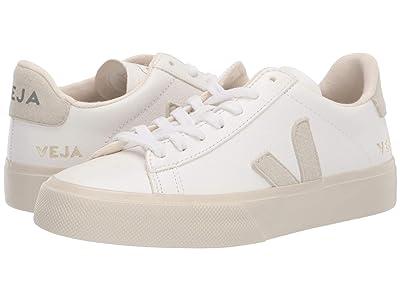 VEJA Campo (Extra White/Natural) Shoes