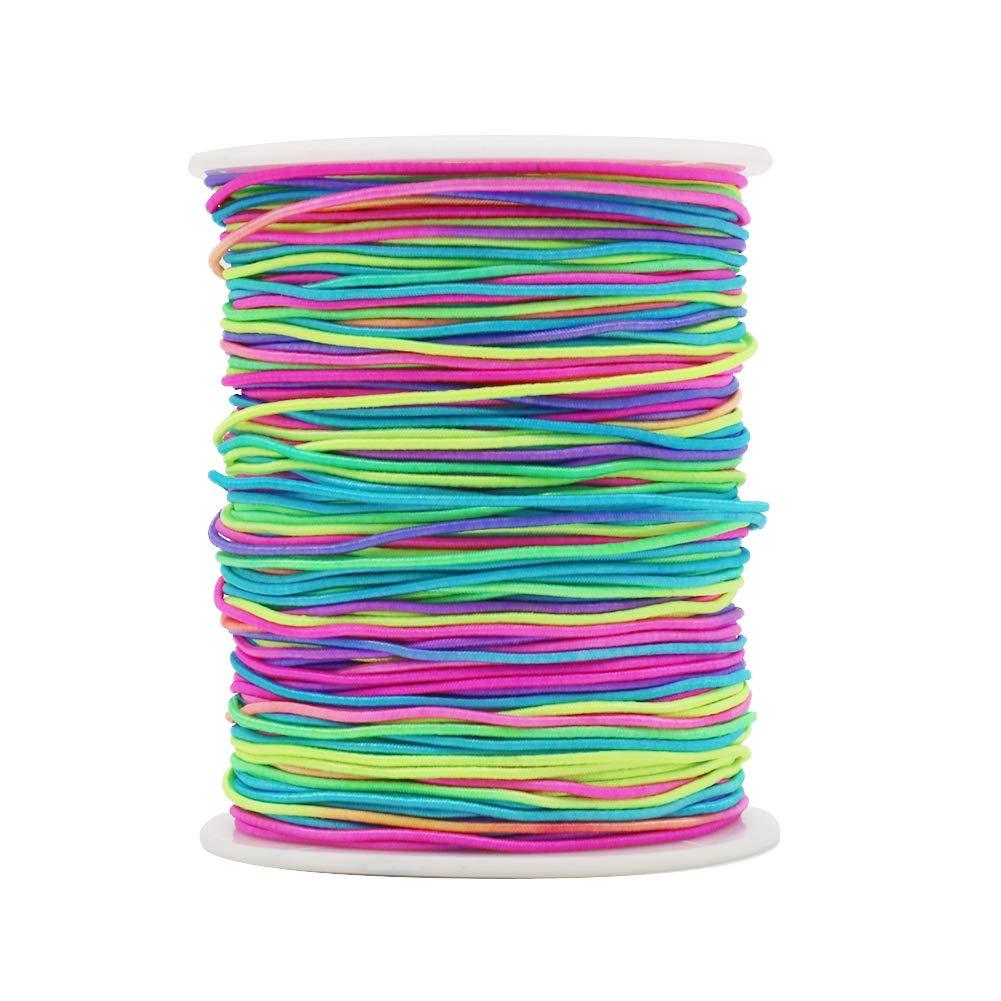 Tenn Well Colorful Stretchy Bracelets