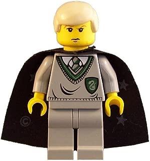 LEGO Draco Malfoy (Slytherin Torso YF) 2 Harry Potter Figure