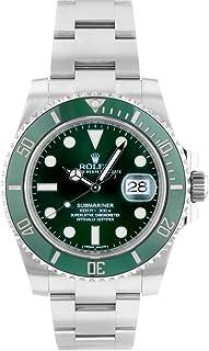 [ロレックス]腕時計 ROLEX 116610LV ランダム番 サブマリーナ デイト SS グリーンダイアル 自動巻き[中古品] [並行輸入品]
