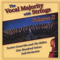Vol. 2-Vocal Majority With Strings