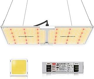 Spider Farmer SF-2000 LED Grow Light ، با تراشه های سامسونگ LM301B و Dimmable Mean Well Driver ، طیف کامل 3000K 5000K 660nm 760nm IR برای گیاهان سرپوشیده (LED 606pcs)