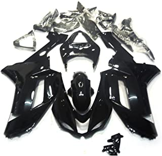 Fairing Kit Fit For Replacement Of Kawasaki Ninja 250R EX250 2008-2012 ABS Injection Bodywork XKMT K0208