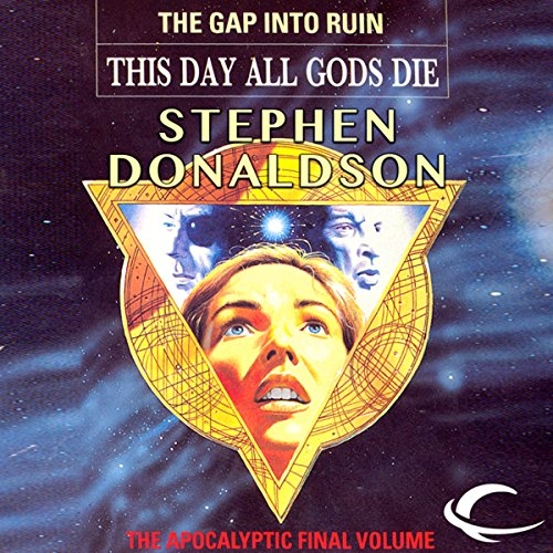 This Day All Gods Must Die: The Gap into Ruin audiobook cover art