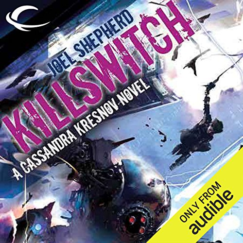 Killswitch audiobook cover art