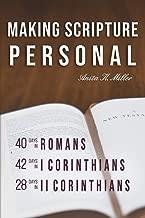 Making Scripture Personal: Romans – II Corinthians