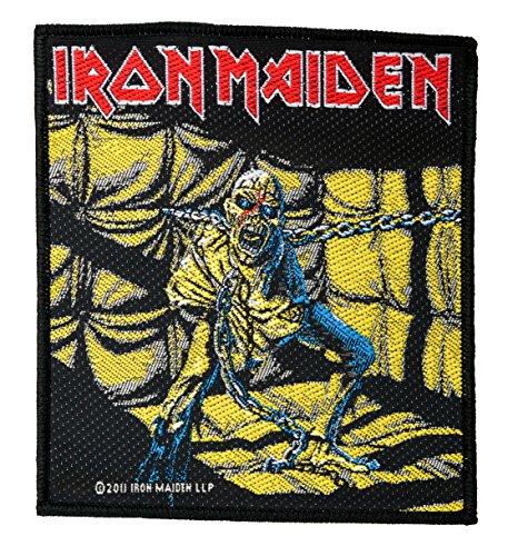 Unbekannt Iron Maiden–Piece of Mind [Patch/Parche