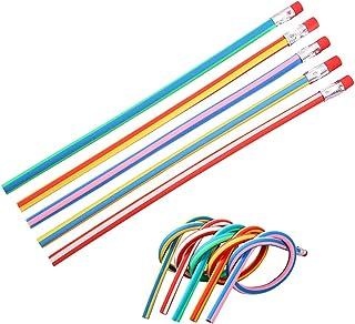 Bendy Matite, 40 Pz Colorato Magico Bend Pen per Bambini Scuola Divertimento, Premi, Regali di Festa