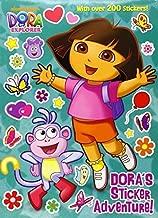 Dora's Sticker Adventure! (Dora the Explorer (Golden)) by (2012-08-07)