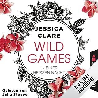In einer heißen Nacht (Wild Games 1) Titelbild