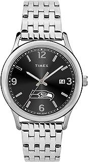 Timex Women's TWZFSEAWC NFL Sage Seattle Seahawks Watch