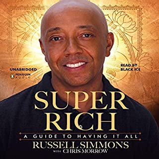 Super Rich audiobook cover art