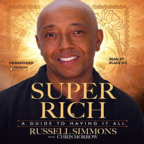 Couverture de Super Rich