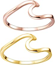 rold gold rings
