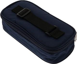 DOITOOL 1Pc Refrigerador de Insulina Estojo de Viagem Insulina Portátil Bolsa de Transporte Caso Saco Térmico Médica ( Azul )