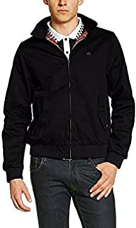 merc of London Men's Original Harrington Jacket Black
