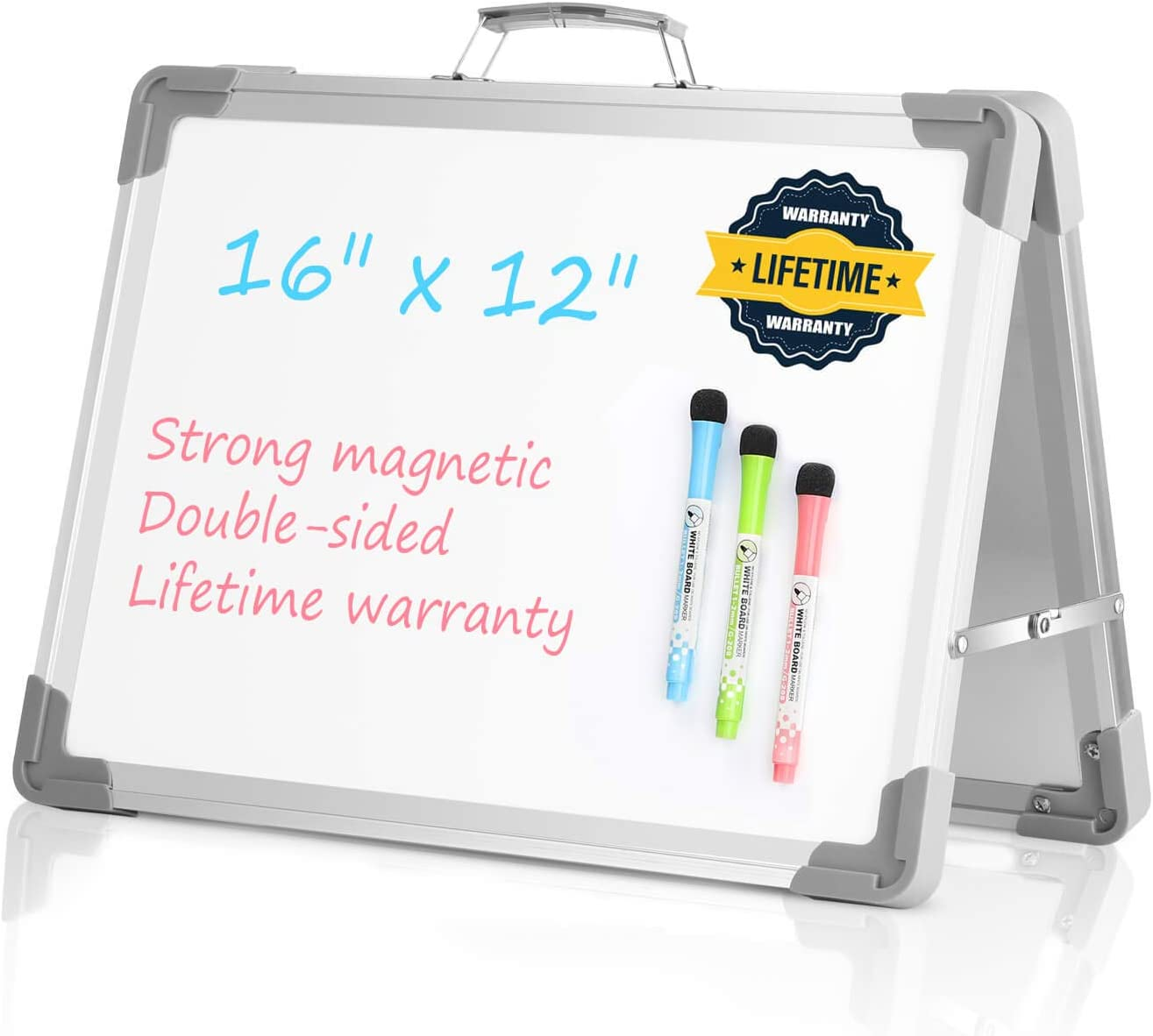 Small Dry Selling Erase White Board Foldable Desktop Magnetic – Whi Many popular brands