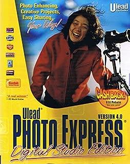 ulead photo express 4.0
