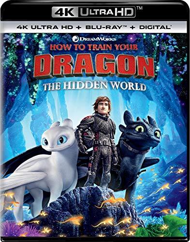 How to Train Your Dragon: The Hidden World 4K Ultra HD + Blu-ray + Digital